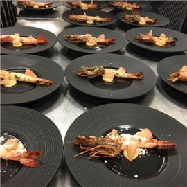 Seafood in Sheraton Catering