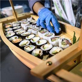 Sheraton Catering Sushi