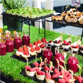 Buffet in Sheraton Catering