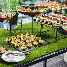 Bufet w Sheraton Catering