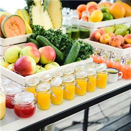 Fresh Juices Sheraton Catering